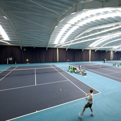 4 5mm thick pvc tennis floor from