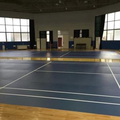 anti slip waterproof tennis sports floor