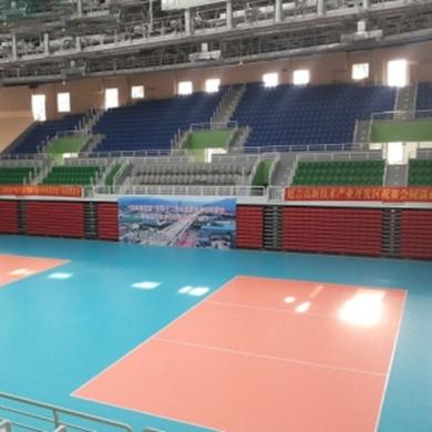 best quality indoor volleyball court floor
