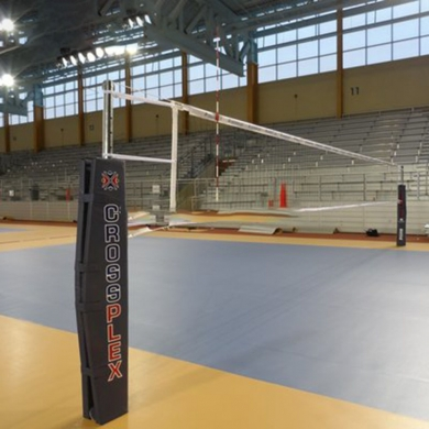 jianer portbale and stable structure volleyball flooring