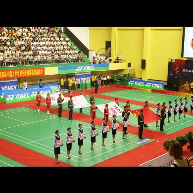 alibaba supplier pvc sport flooring for badminton