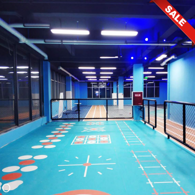 the customize pvc gym flooring pvc gym (1)