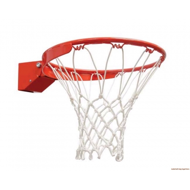 3 color basketball rim net fss b50