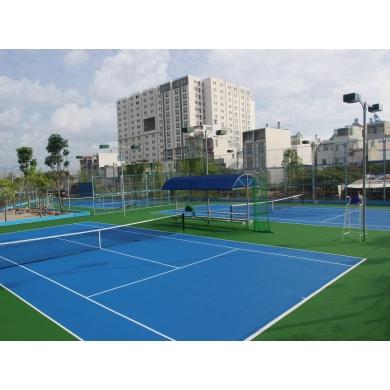cong trinh clb tennis phan van tri go vap