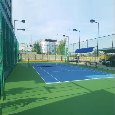 sơn sân tennis 2 lớp nova sport usa