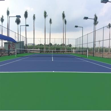 sơn sân tennis 4 lớp nova sports usa