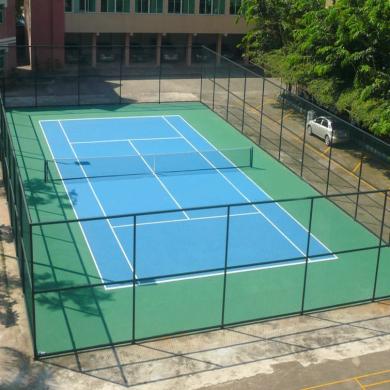 hàng rào sân tennis giá rẻ chất lượng