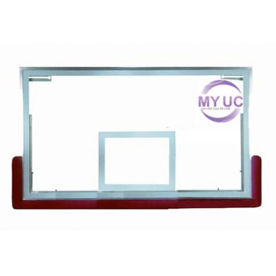 bảng bóng rổ chuyên nghiệp. kính siêu bền.