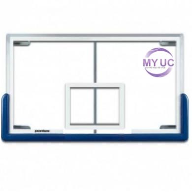 bảng bóng rổ trung tâm thể thao, trung học.